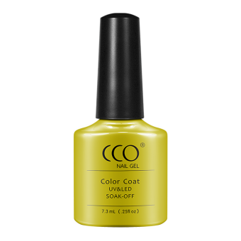 CCO Shellac Bicycle Yellow 90513