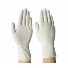 Soft nitrile handschoenen S-wit