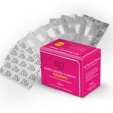 Foil wraps CCO