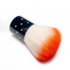 stofborstel oranje