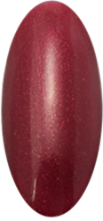 CCO Gellac Red Baroness 40509 nail